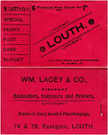 LOUT040 Louth. Pack of postcards